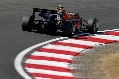 Motopark takes Red Bull pair to Euroformula Open