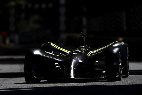 Inaugural Roborace season to feature human drivers