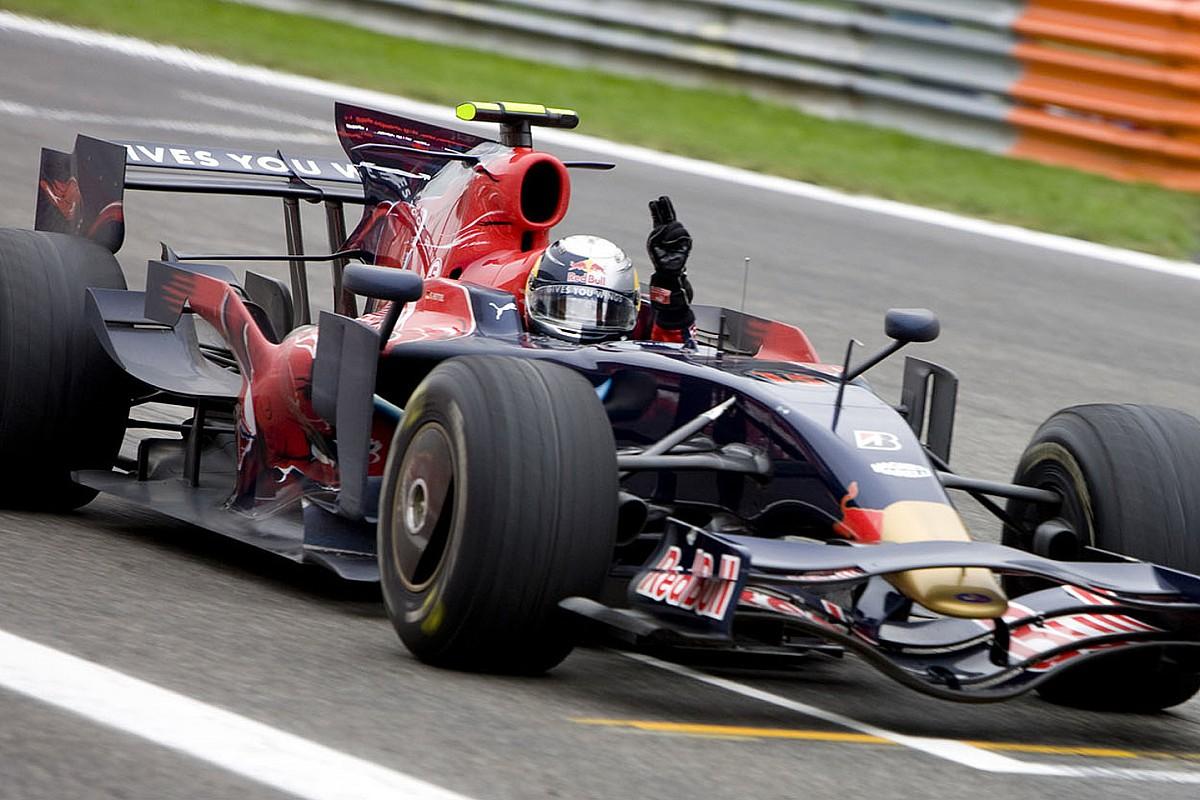 Fotogallery: ecco tutte le Toro Rosso che hanno corso in Formula 1