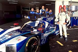 Le Mans Ultime notizie Nasr contento del test con la Villorba: