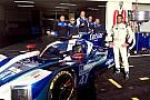 Le Mans Nasr contento del test con la Villorba: