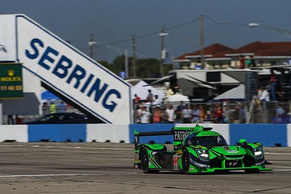 IMSA ESM Nissan, Porsche y PMR Lamborghini ganan las 12 Horas de Sebring