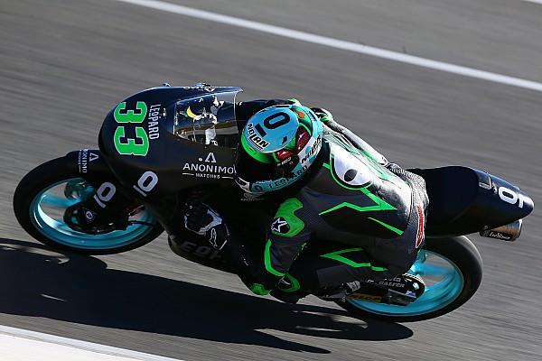 Moto3 Test Test Jerez, Giorno 2: Bastianini polverizza il record, ma Martin è vicino