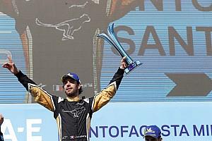 Fórmula E Crónica de Carrera Vergne gana en Chile mientras Pechito sufre retiro