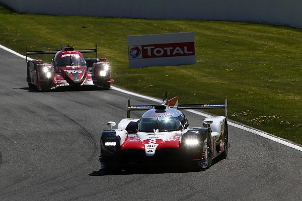 24 heures du Mans Actualités Les LMP1 privés de nouveau ralentis pour la Journée Test
