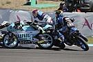 Moto3 Aron Canet dihukum start paling belakang
