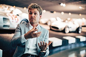 "Formula 1 Interview How Rosberg ""messed with Lewis's head"" in 2016 title duel"