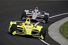 IndyCar Simon Pagenaud le plus rapide à Indy!