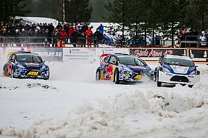 World Rallycross Breaking news Newgarden, Castroneves to contest ice rallycross races