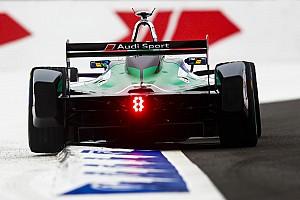 Formula E Test raporu Marakeş Formula E testi: Muller günü lider kapattı