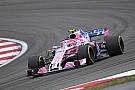 Force India a un problème