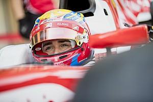 FIA F2 Noticias de última hora VIDEO: Leclerc graba con su celular a bordo del auto en prueba de F2
