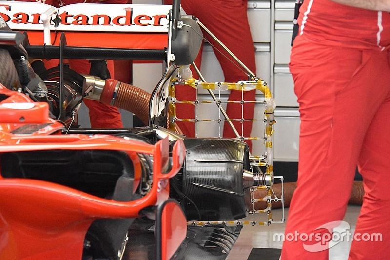 A Ferrarira, a Mercedesre és a Red Bullra is felkerült a