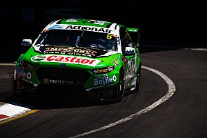 Supercars Qualifying report Newcastle Supercars: Winterbottom tops Sunday qualifying