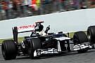 Формула 1 Williams не перемагала в Ф1 протягом останніх 113 гонок