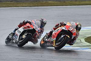 MotoGP News MotoGP-Duell bis zur letzten Kurve: Dovizioso und Marquez schwärmen