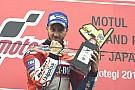 MotoGP Dovizioso se siente como el favorito del público para ganar el título