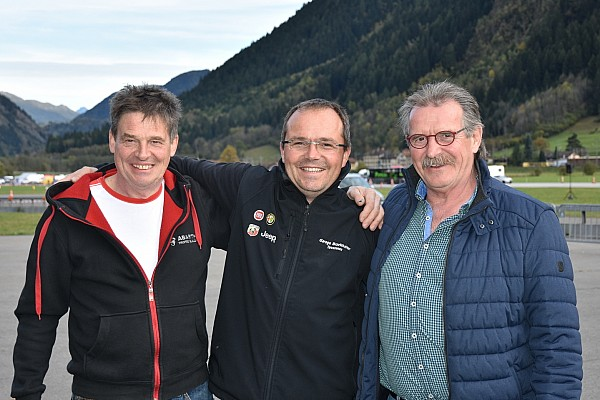 Trofei marca svizzera Gara Abarth Trofeo: Sylvain Burkhalter nuovamente campione!