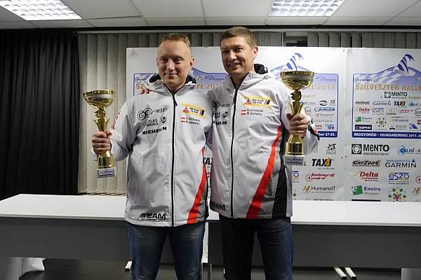 Other rally Важливі новини Український екіпаж переміг у заліку H8 на Передноворічному ралі