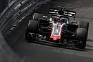 Formule 1 Grosjean et Haas