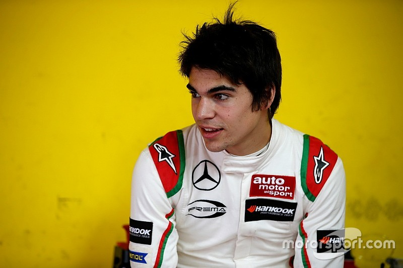 Paul Ricard F3: Stroll secures maiden pole on drying track