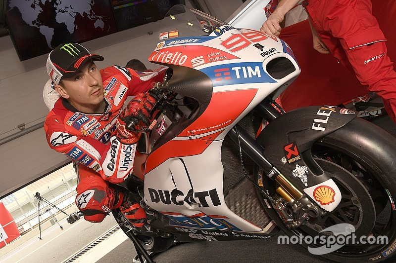 Lorenzo: Ducati sangat profesional