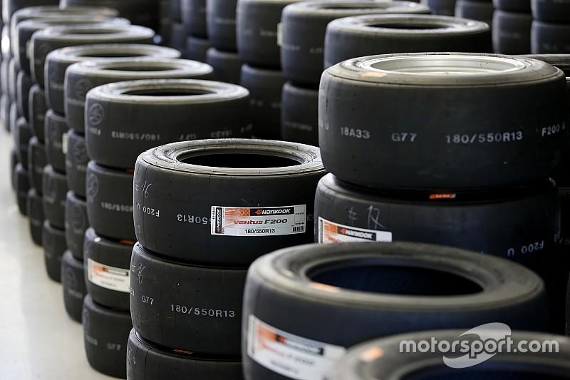 Hankook, F1 lastiklerini geliştirmeye başladı, Williams aracıyla test yapıyor