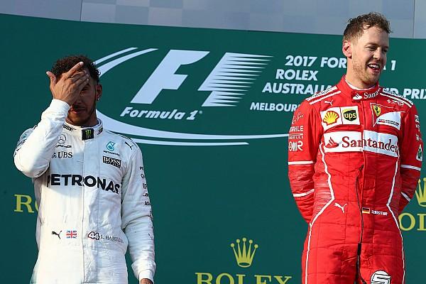 Формула 1 Новость Хэмилтон увидел в Феттеле большую угрозу, чем в Росберге