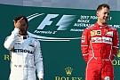 Формула 1 Хэмилтон увидел в Феттеле большую угрозу, чем в Росберге