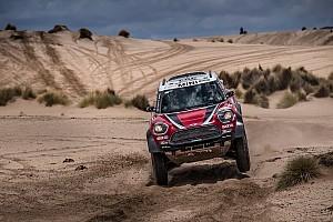 Dakar Breaking news Hirvonen feels second Dakar run deserved better result