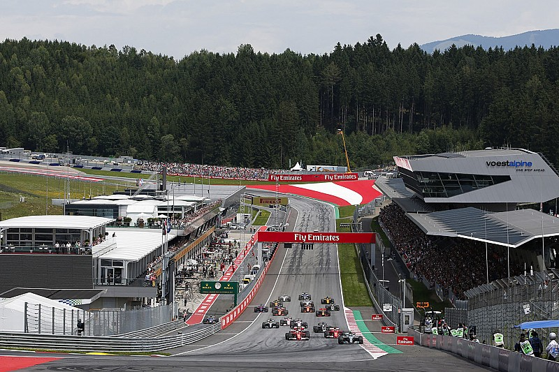 【動画】F1第9戦オーストリアGP コース紹介オンボード映像