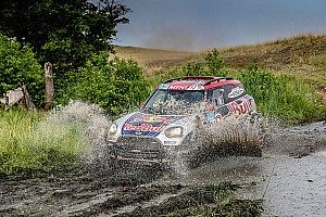 Cross-Country Rally Stage report Silk Way Rally: Menzies gets the 'Lions' share'