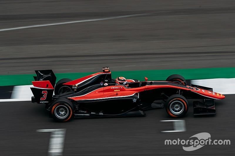 GP3 у Сільверстоуні: Рассел здобув другу перемогу в сезоні