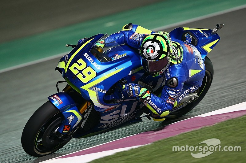 Iannone Vows To Make Qatar Crash First And Last