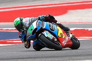 Moto2 Gara Dominio Morbidelli: fa tris di vittorie ad Austin ed eguaglia Daijiro Kato