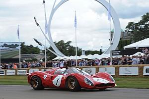 Le Mans Top List GALERI: Sejarah Ferrari di balap sportscar