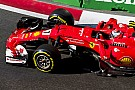 Ferrari more aggressive with British GP tyre choice