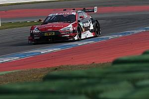 DTM Testverslag DTM-testdag Hockenheim: Paffett opnieuw het snelst
