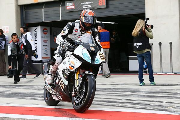 L'Althea Racing sur courant alternatif cette saison