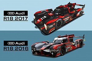 WEC Analysis Analysis: Is this what the 2017 Audi would've looked like?