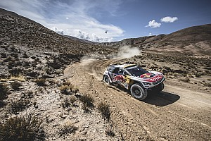 Dakar ステージレポート 【ダカール】5日目:ペテランセルが奪首。ローブが区間首位で急浮上