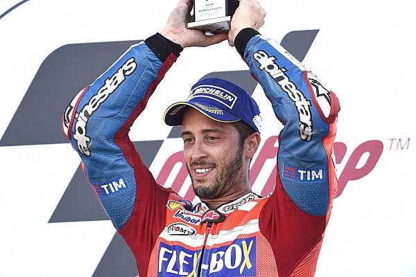 MotoGP 【MotoGP】ランキング首位浮上。ドヴィツィオーゾの時代が来たのか?