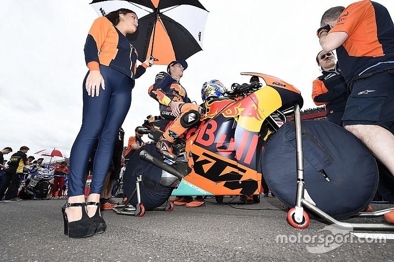 """Michelin: """"Lo único que queremos es que los pilotos estén contentos"""""""