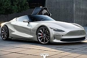 Automotive Noticias de última hora Nos imaginamos el futuro Tesla Roadster... y nos encanta el resultado