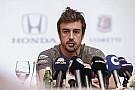 Les risques et le danger sur ovale n'inquiètent pas Alonso