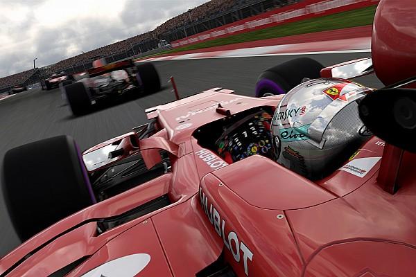 Formula 1 Breaking news Formula 1 adakan kejuaraan dunia  eSport