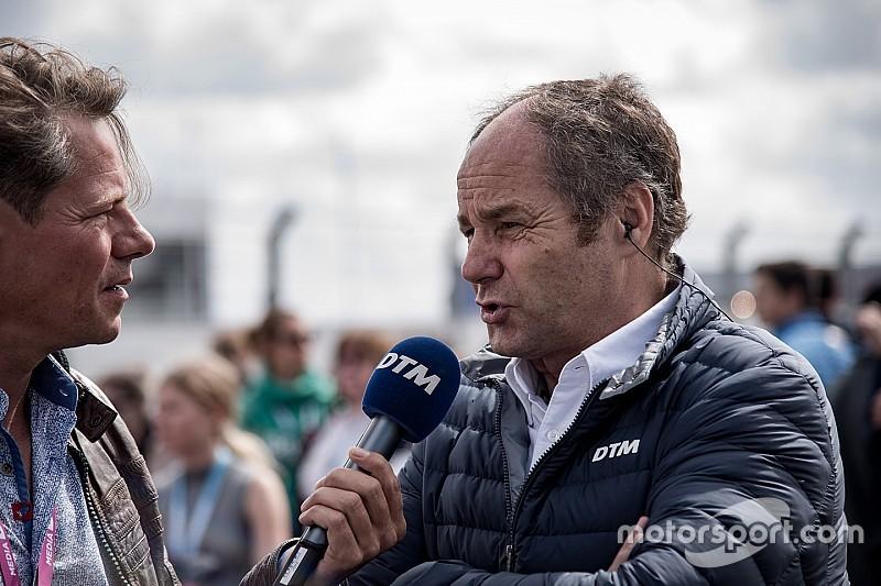 "Absage an Formel-1-Rahmenprogramm: ""DTM soll Hauptact bleiben"""