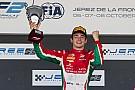 FIA F2 Leclerc dédie son titre de Formule 2 à son père