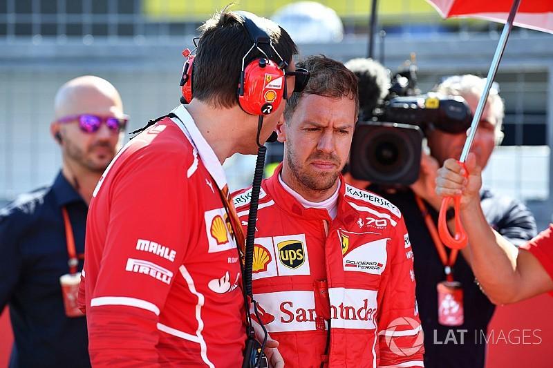 """Ferrari a """"probablement ignoré"""" le contrôle qualité, selon Marchionne"""