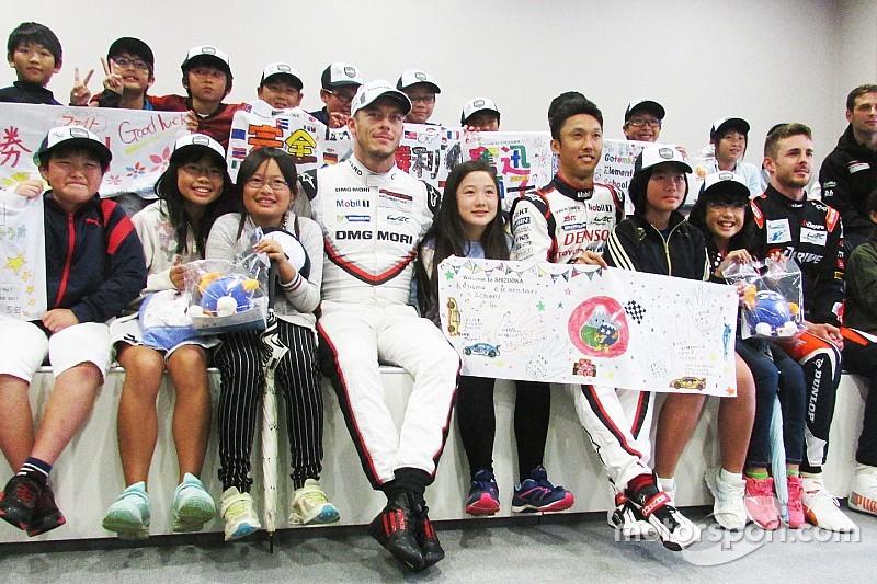 8号車トヨタの中嶋一貴「とにかくクリーンなレースをして勝ちたい」